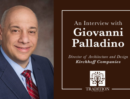 An Interview with Giovanni Palladino Director of Architecture and Design, Kirchhoff Companies