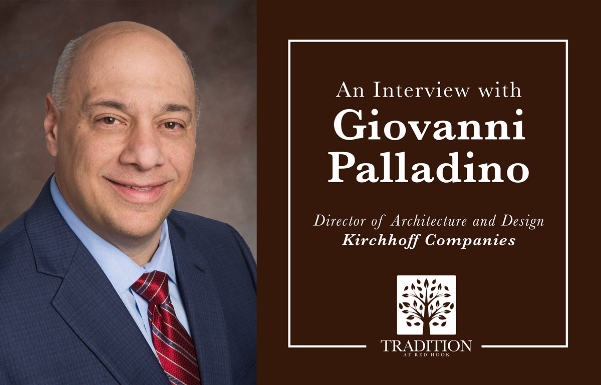 Interview with Gio Palladino